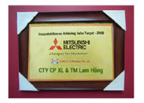 Phân phối điều hòa Mitsubishi electric